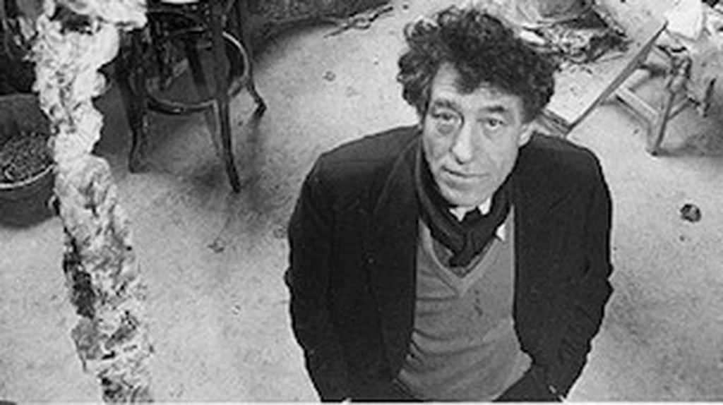 8 Things You Should Know About Alberto Giacometti