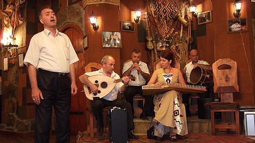Armenian folk musicians | © Chaojoker/Wikicommons