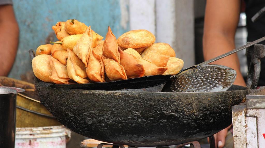 Onion Samosas | © Ashish_Choudhary/Pixabay