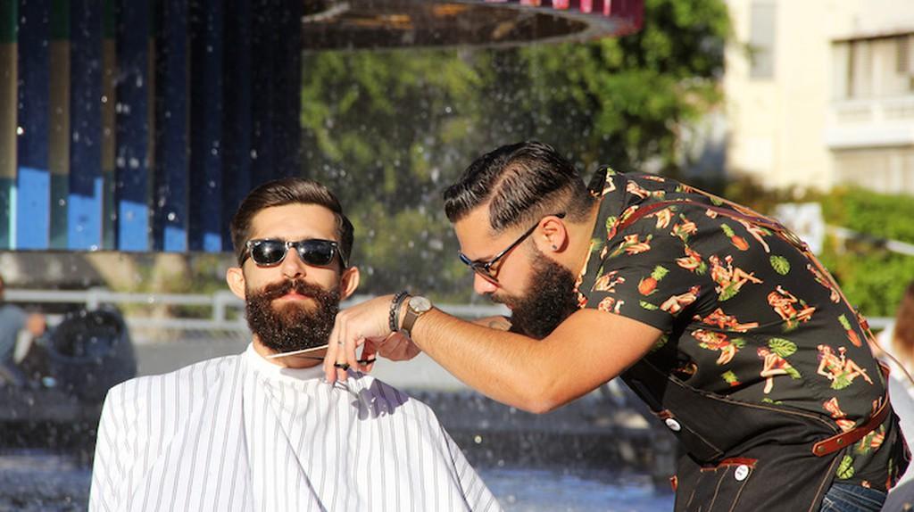 Barberia Barbers | Courtesy of Asaf Gorelik