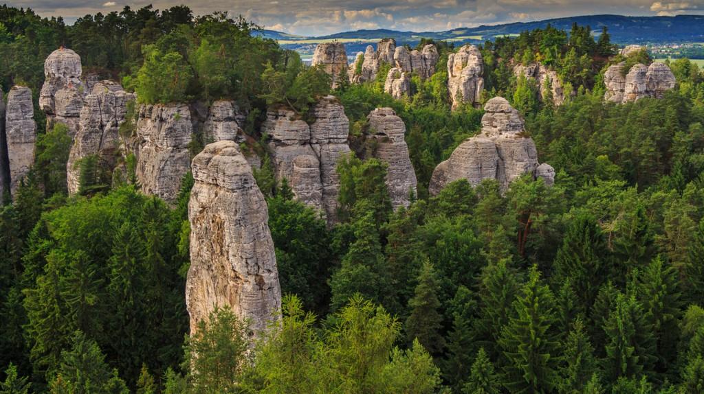 Hruboskalsko, Czech Republic   Courtesy Český ráj/Photo by Luděk Antoš