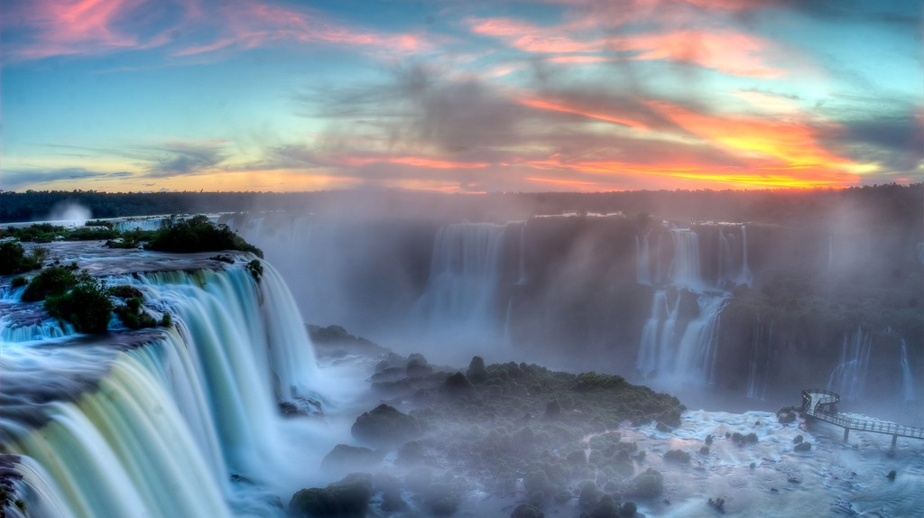 Iguazu Falls, Brazil | © SF Brit/Flickr