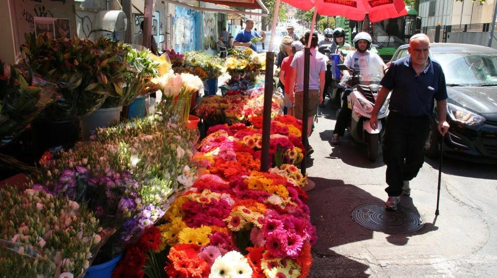 Exploring Tel Aviv's Foodie Markets
