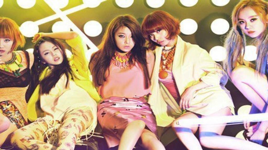 Wonder Girls   Courtesy of Modern Radio  FM 100.5