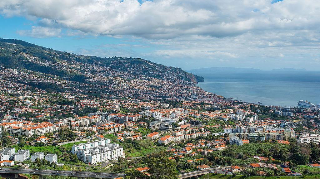 Funchal panorama | © Bengt Nyman/WikimediaCommons