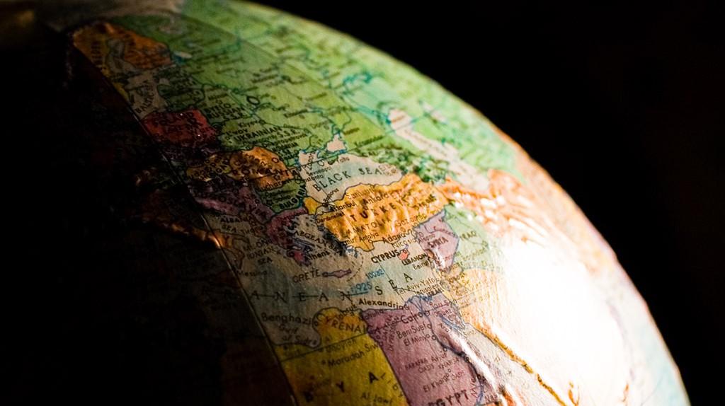 Old Globe   © Kenneth Lu/Flickr