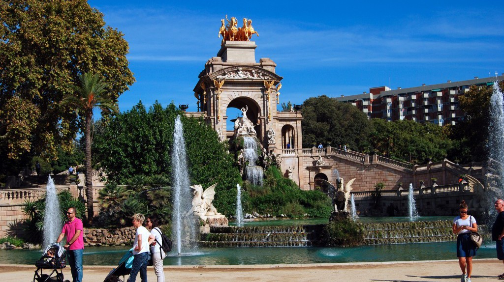 Parc de la Ciutadella | © Harvey Barrison/Flickr