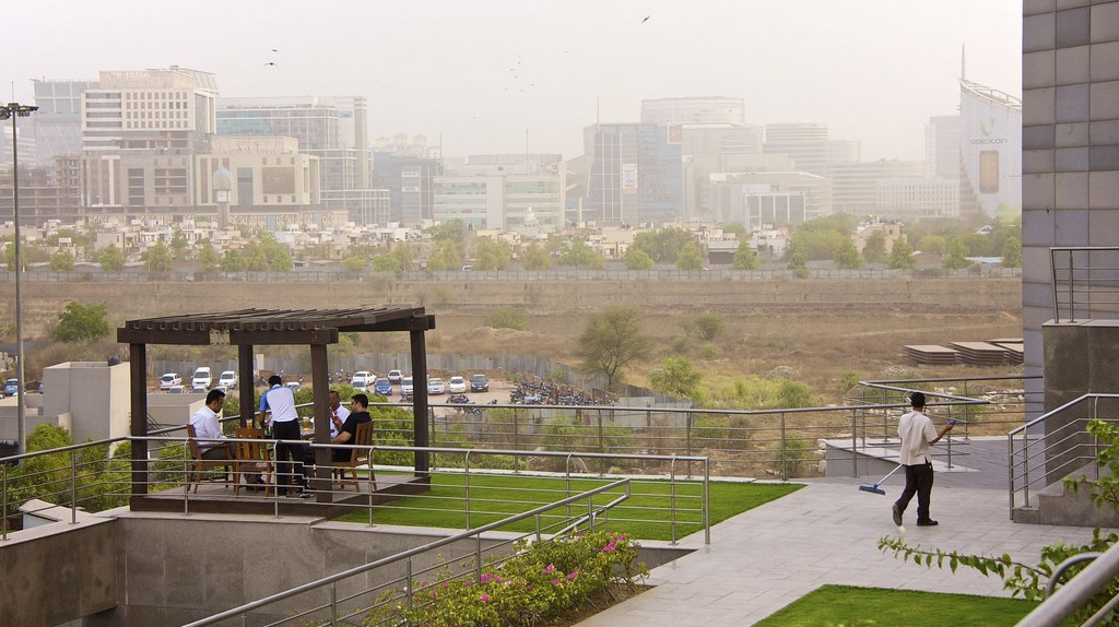 Gurgaon Landscape | © khrawlings/Flickr