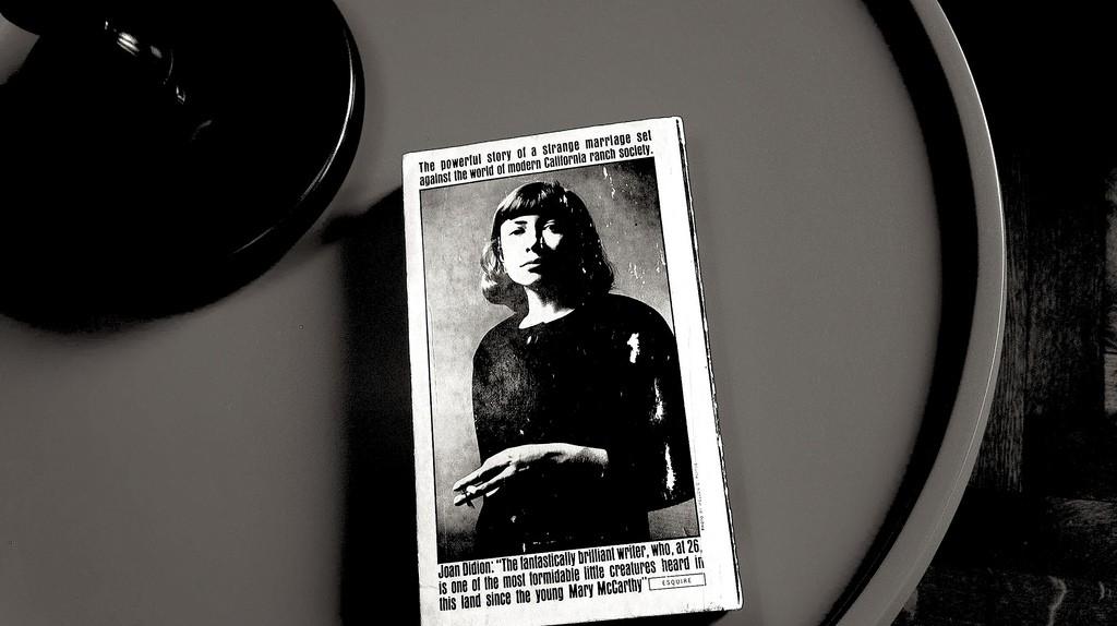 Joan Didion © Incase/Flickr