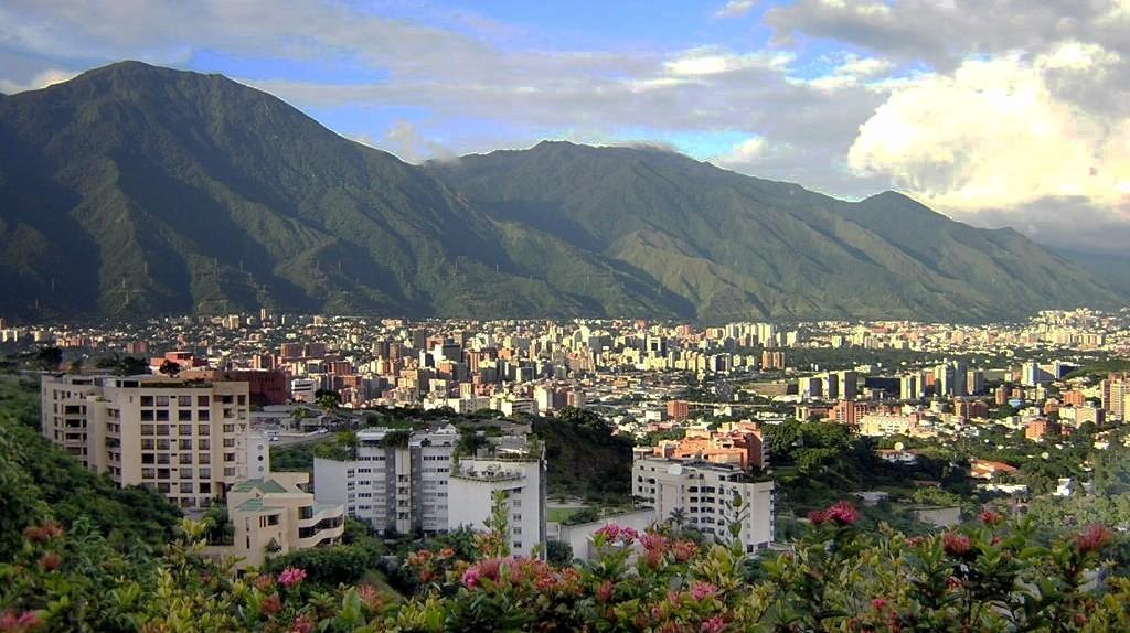 Caracas, Venezuela's capital city   © Schiskin/WikiCommons