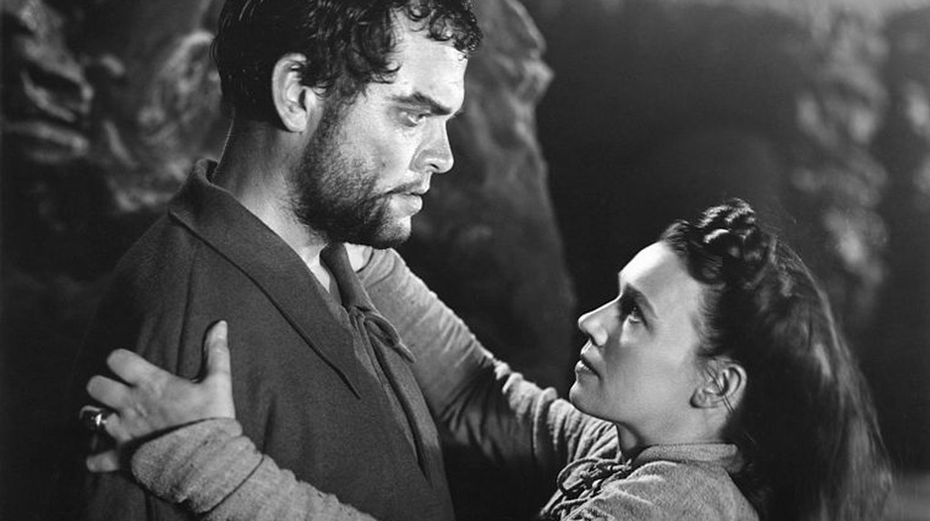 Orson Welles and Jeanette Nolan | © Folger Shakespeare Library Digital Image Collection/WikiCommons