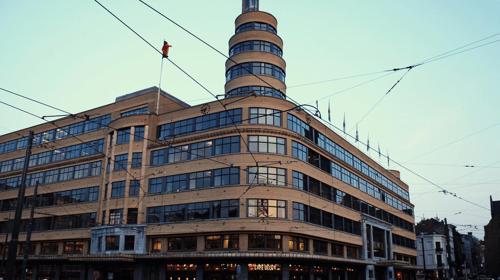 Place Flagey | © Adrien Lebrun / Flickr