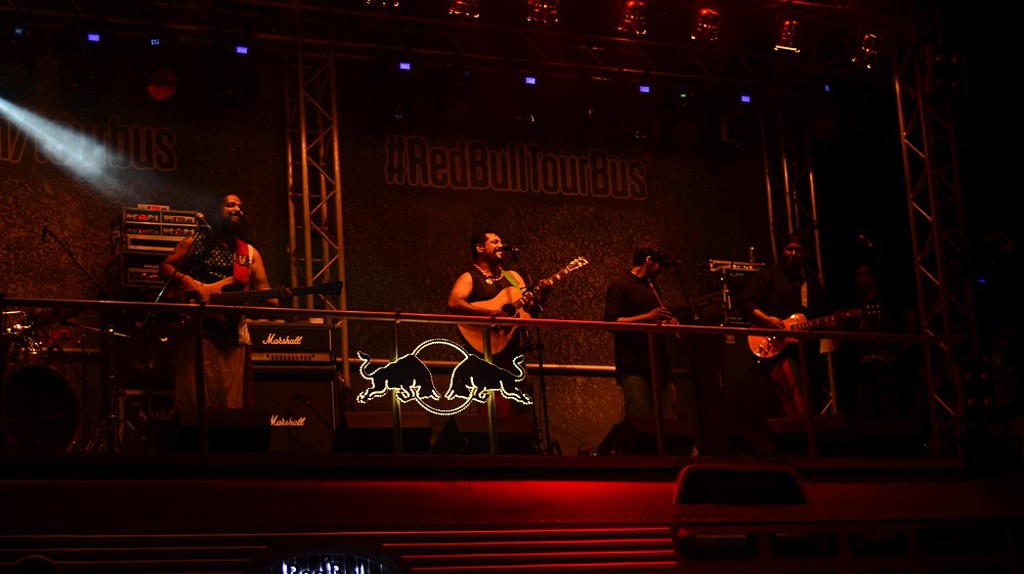 The Raghu Dixit Project | Courtesy of Pooja Barge
