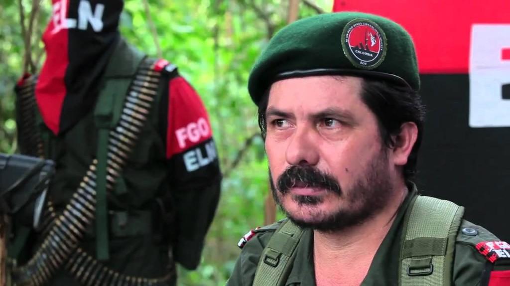 ELN Commander Carlos Marín Guarín | © Cartago Documentales
