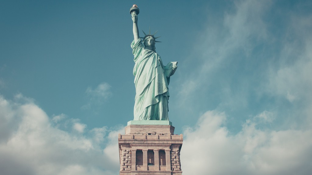 The Statue of Liberty,  © Anthony Delanoix
