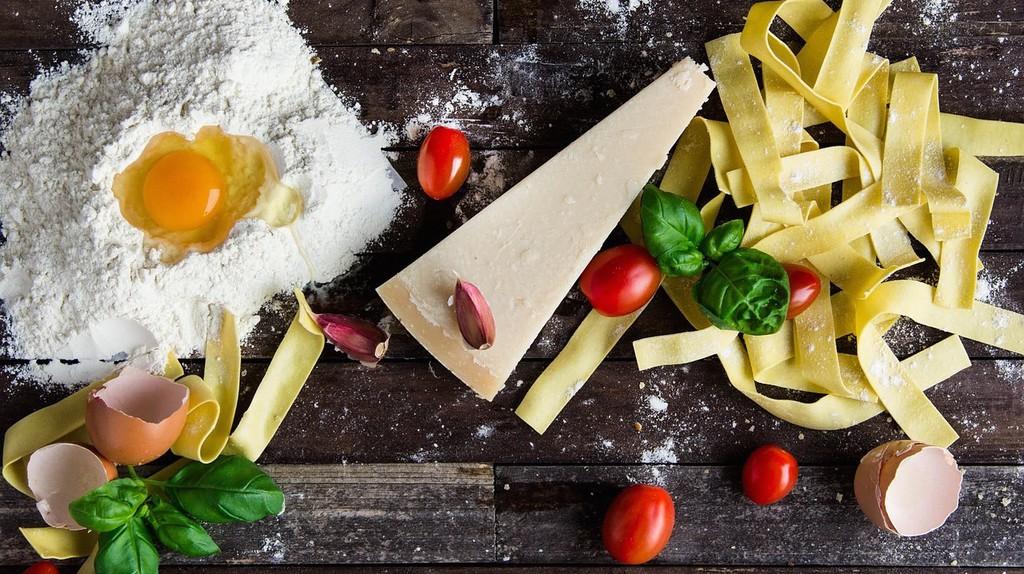 Pasta   © chopchopnom/Pixabay