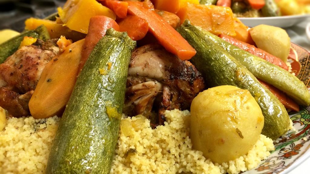 Restaurant Méridional's couscous royale | Courtesy Restaurant Méridional