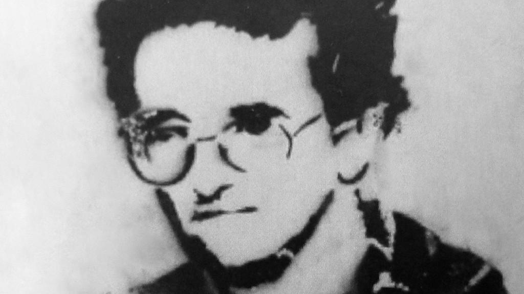 Iconic Bolaño Graffiti Pose   © Farisori/WikiCommons