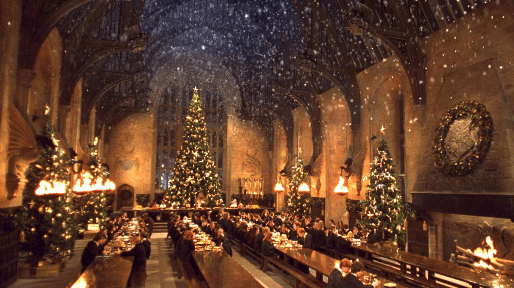 Hogwarts in Winter | © Warner Bros.