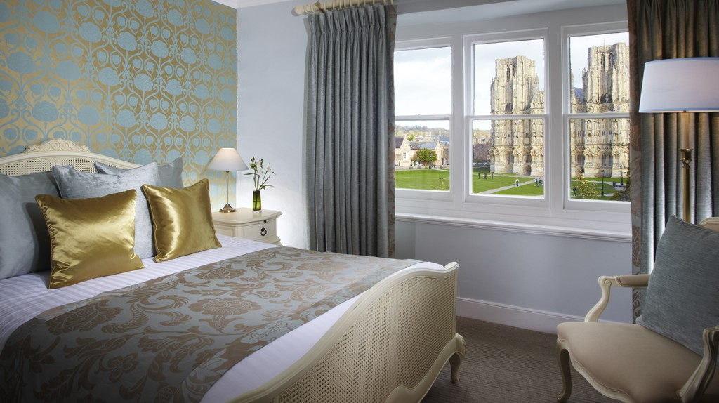 A Room in the Swan Hotel | Courtesy of Best Western Swan Hotel
