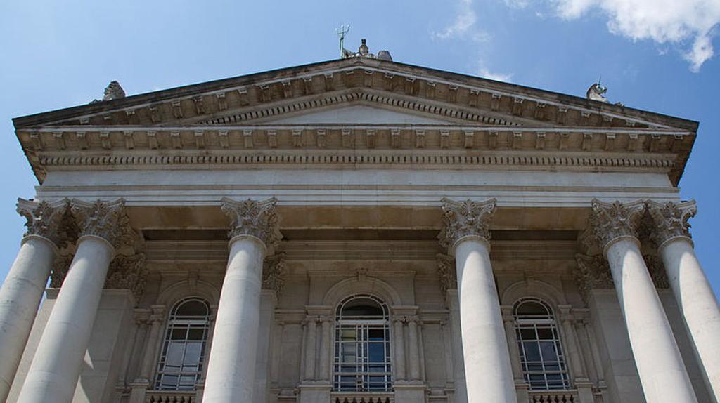 Tate Britain | © Tony Hisgett/WikiCommons