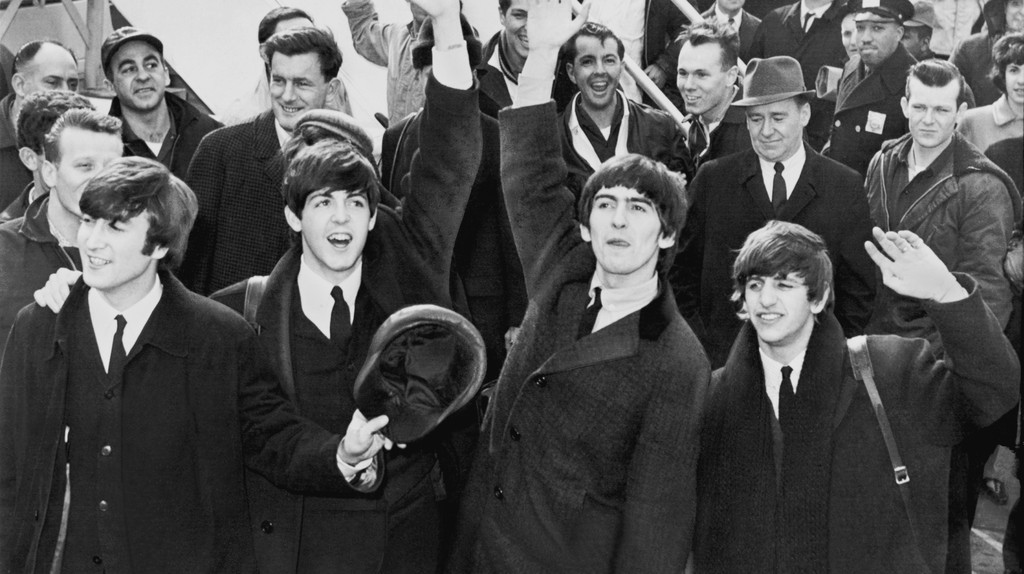 Beatlemania swept through the Soviet Union