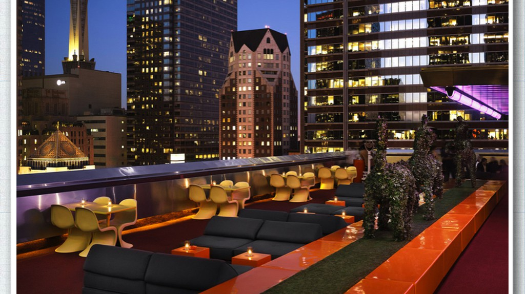 The Standard, Downtown LA, Los Angeles