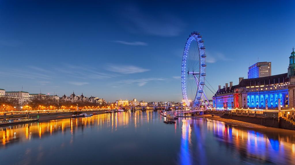 London Eye, Ferris Wheel, London © Unsplash/Pixabay