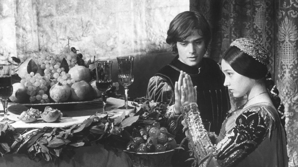 Film still from Romeo and Juliet , 1968 | © BHE Films