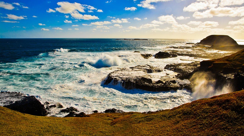 Sea view of Phillip Island, © Pasquale Paolo Cardo, Flickr