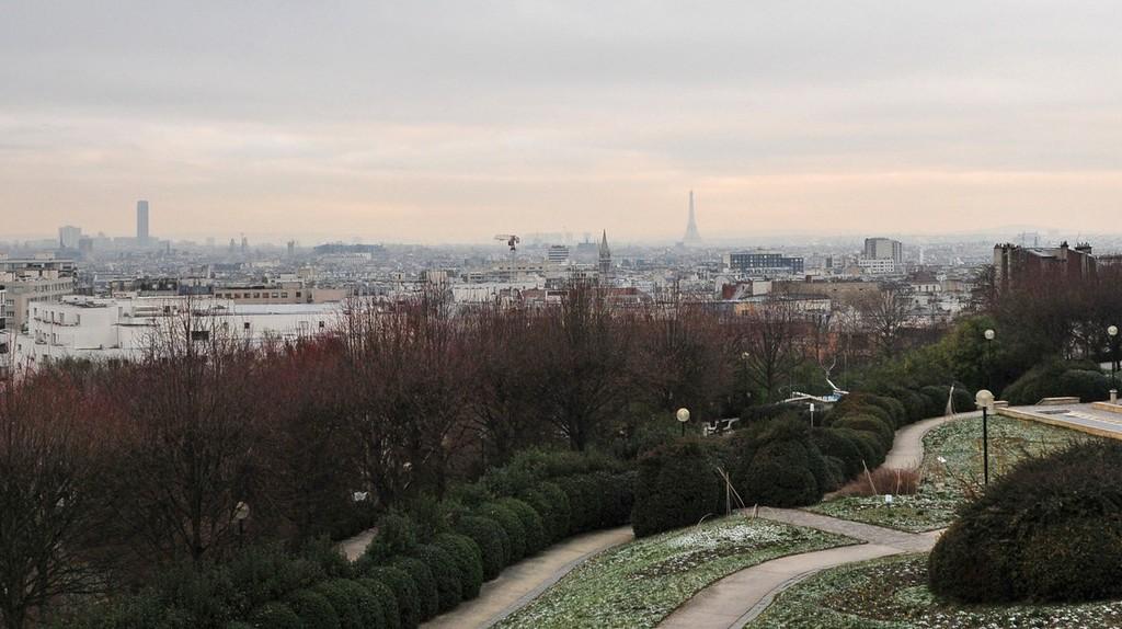 Parc de Belleville | ©m-louis / Flickr