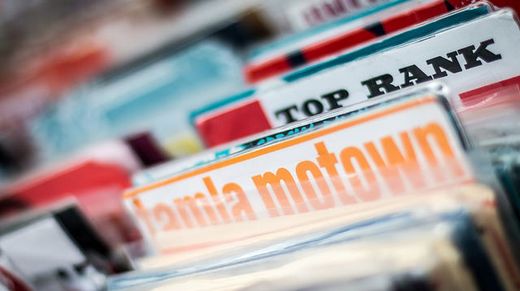 Motown Records | © Barney Moss/Flickr