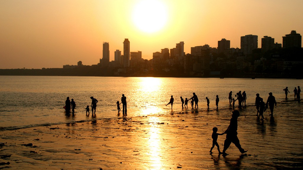 Chowpatty sunset |© Edward Morgan/Flickr