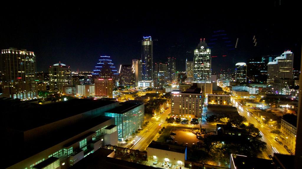 Austin at Night | © H. Michael Miley/Flickr