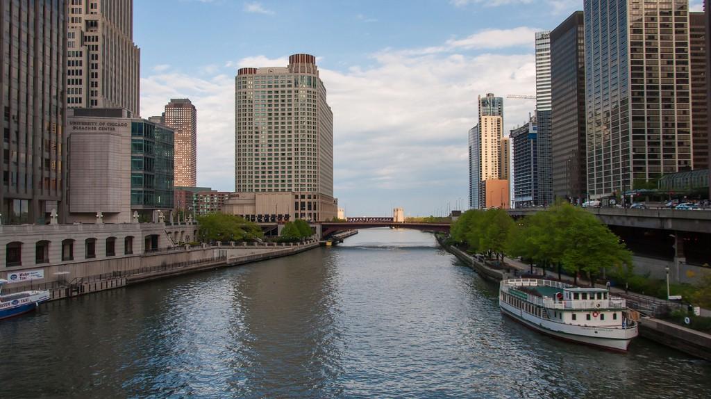Chicago River | © Brad Hagan/Flickr