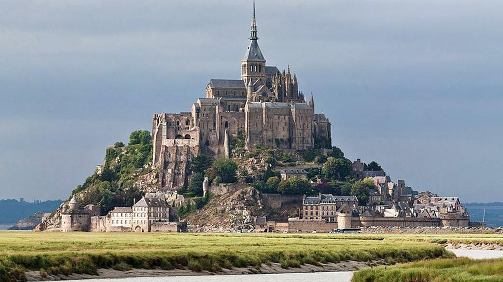 Mont Saint Michel | © Diliff/WikiCommons