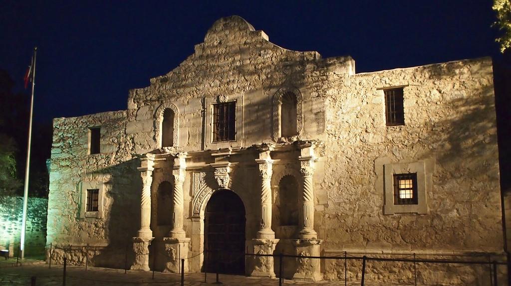 The Alamo | © Geoff Livingston/Flickr