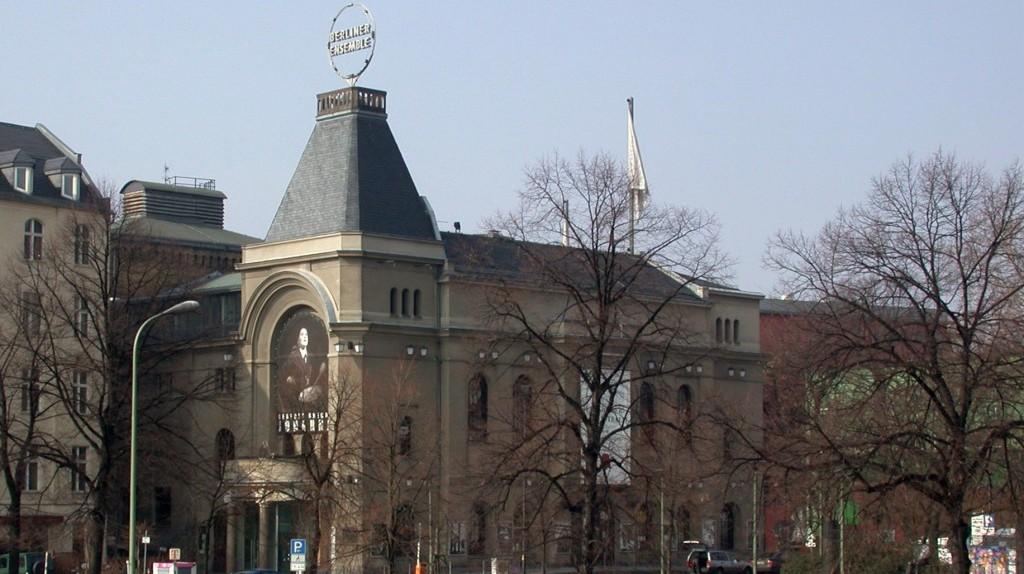 Exploring Brecht's Berlin Legacy At The Berliner Ensemble