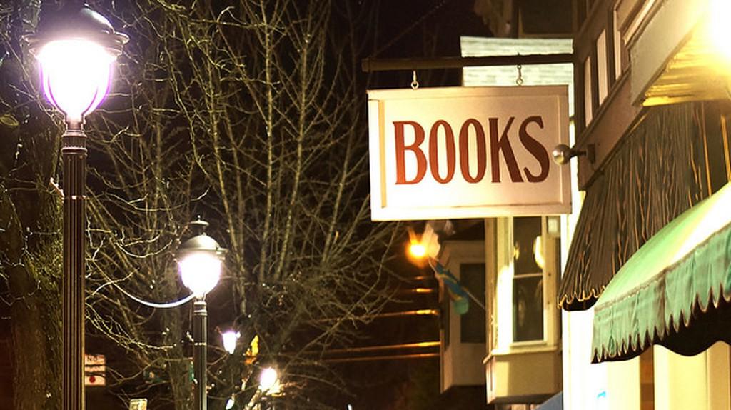 Bookstore   © Joshua Kirby/Flickr