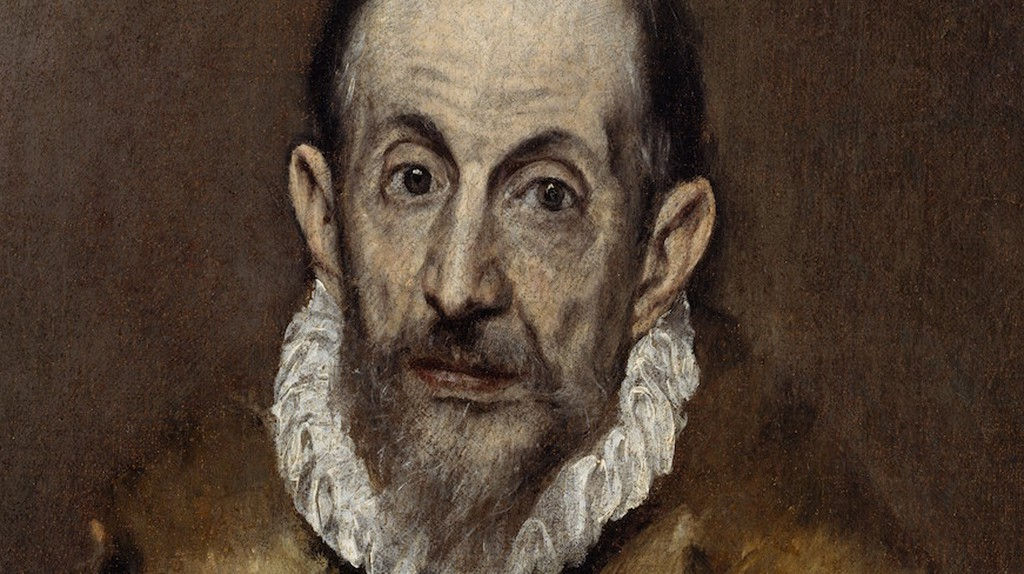Presumed self-portrait of El Greco | © Metropolitan Museum of Art/WikiCommons