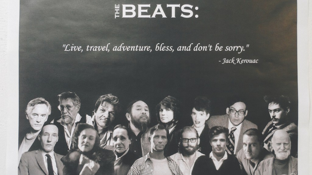 The Beat Museum: An Afternoon With Kerouac & Ginsberg