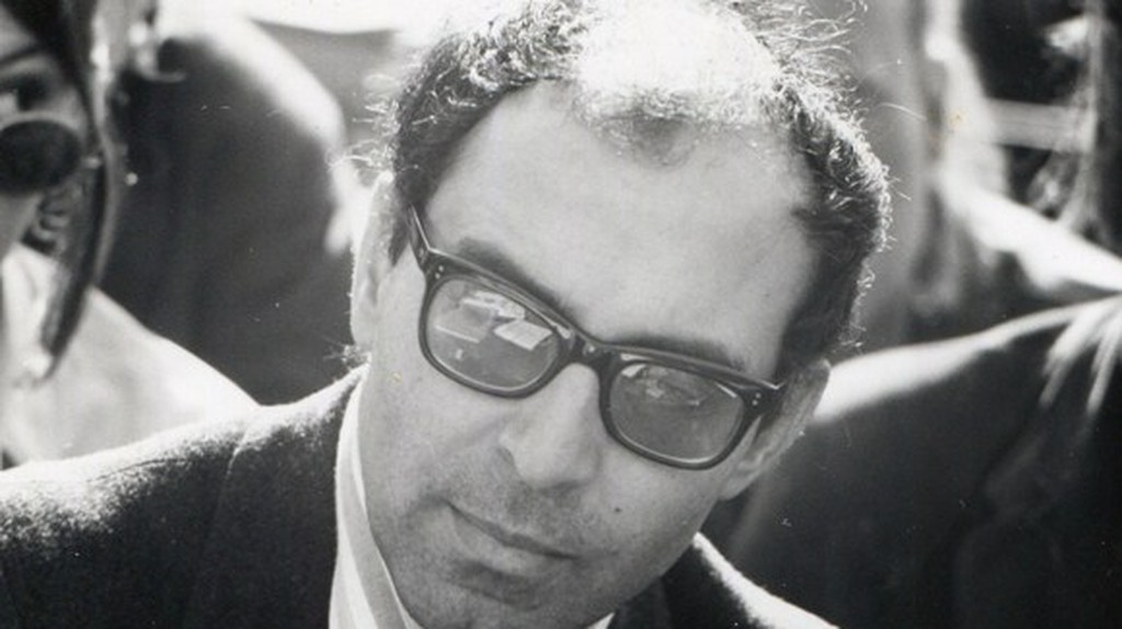 Jean-luc Godard 1968©WikiCommons