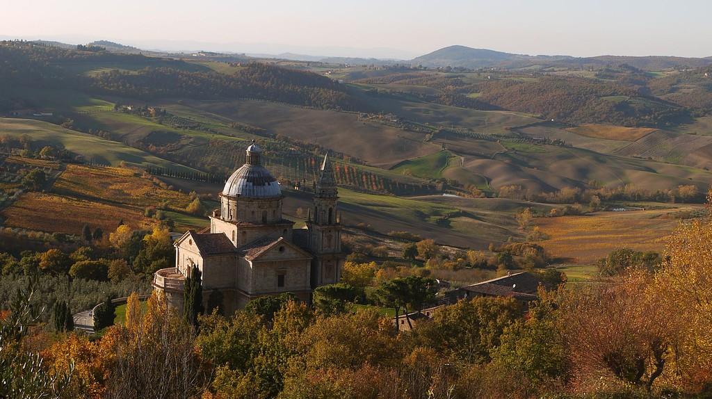 View over Montepulciano © Mammaoca2008/WikiCommons