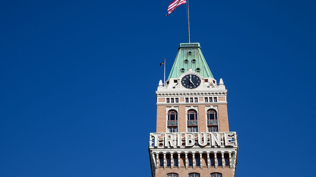 Downtown Oakland Historic District © Almonroth/Wikimedia