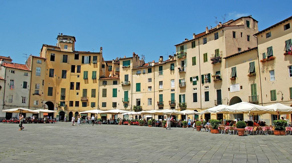 Top 10 Restaurants In Lucca, Italy