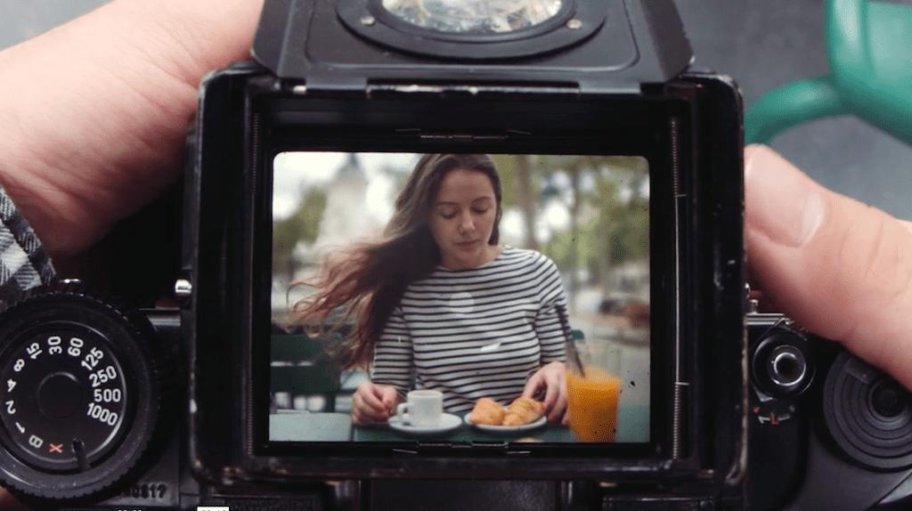 © Paris Through Pentax/Vimeo