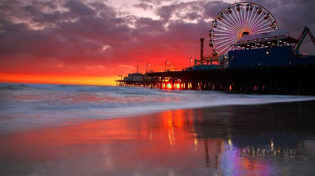 Santa Monica Pier | © Pacheco/Flickr