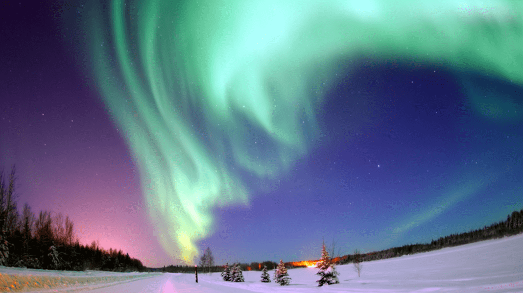 Polarlicht 2   © SrA Joshua Strang/Wikicommons