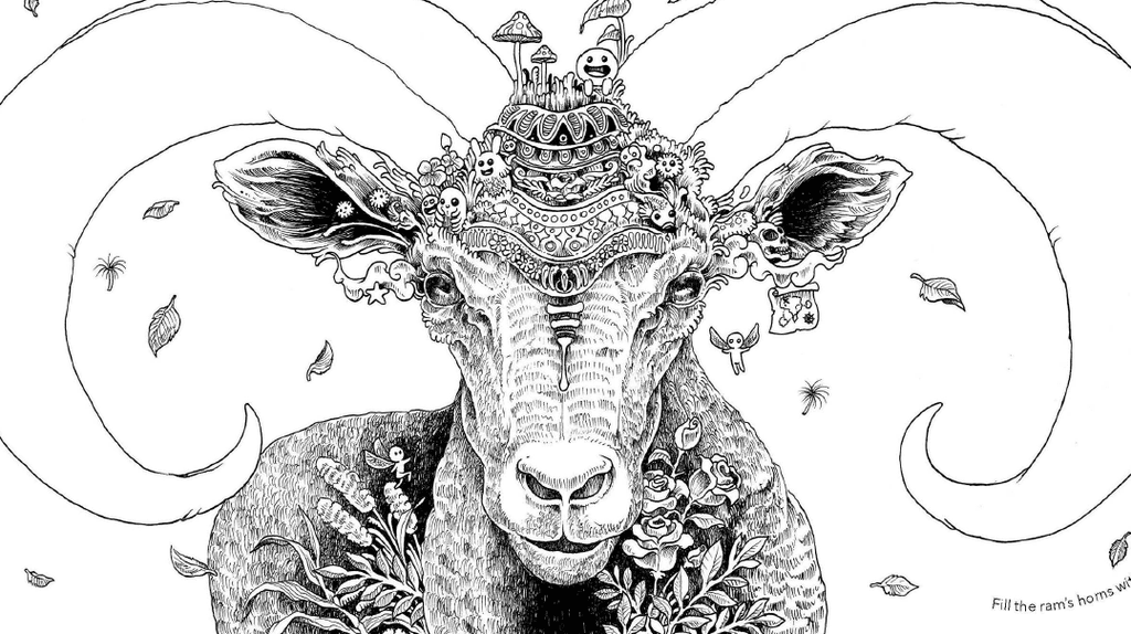 From Imagimorphia by Kerby Rosanes | © Kerby Rosanes