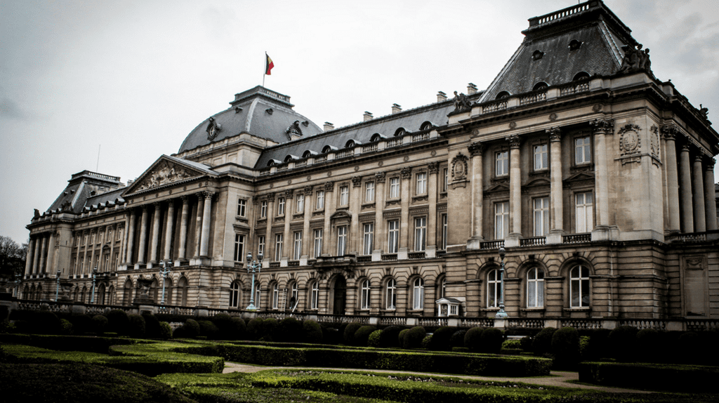 Brussels Royal Palace | © jareed/Flickr